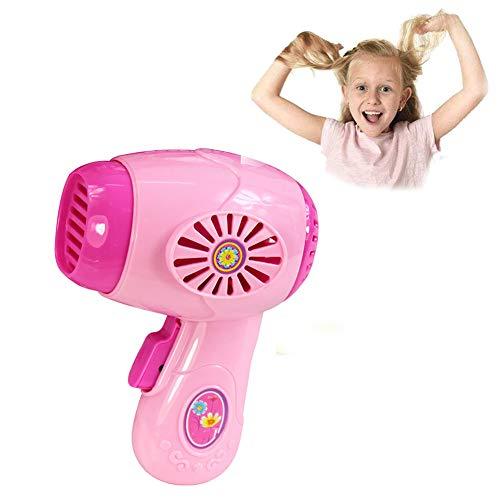 kakakooo 1PC Kinder Spielen Pretend Spielzeug Mini Haushaltsgeräte Spielzeug Simulieren Hausarbeit Spielzeug Set pädagogischen Spielzeug-Geschenk für Junge Mädchen (Fön)