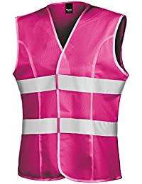 Result Damen Safety Weste Reflektierend