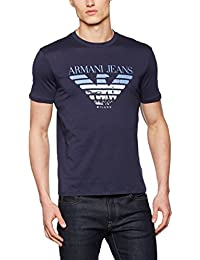 Armani 3y6t356jpfz, Camiseta para Hombre