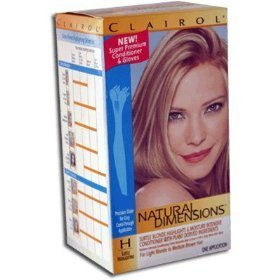 Clairol Natural Dimensions Subtle Blonde Highlighting For Light Blonde to Medium Brown Hair - 1 ea by Clairol