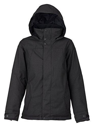 Burton Damen Jet Set Jacket Snowboardjacke, True Black, L