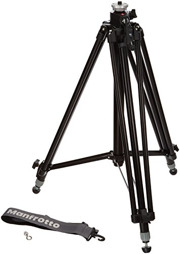 Cheapest Price for Manfrotto 028B Triman Studio Camera Tripod With Leg Braces – Black Discount