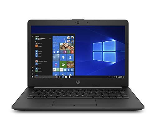 HP 14 0000nl Notebook PC AMD Dual Core A4 9125 4 GB di RAM eMMC da 64 GB Nero