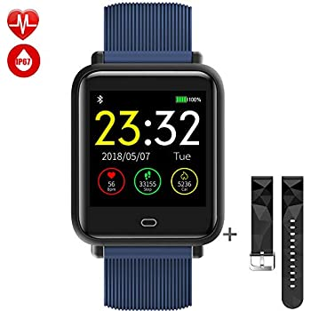 Leotec Smartwatch MultiSports Helse Color Verde: Amazon.es ...