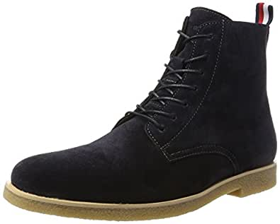 Image Unavailable. Image not available for. Colour  Tommy Hilfiger Men s  William 3B 403 Chukka Boots ... 70deb605785