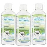 Lot 3 Solutions liquides pour nettoyeurs ultrasons