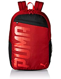 Puma Red Dahlia Laptop Backpack (7566605)