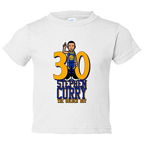 Curry The Golden Boy