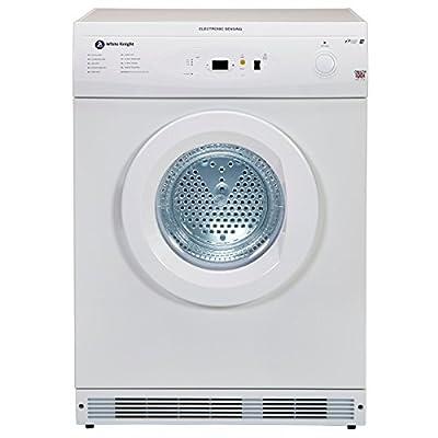 White Knight C86A7W Sensor Vented Tumble Dryer 7kg
