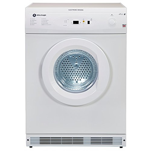 White Knight C86A7W Sensor Vented Tumble Dryer 7kg