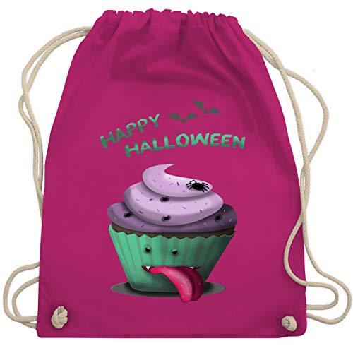 Halloween - Halloween treats - Unisize - Fuchsia - WM110 - Turnbeutel & Gym Bag (Für Kuchen-ideen Halloween-geburtstag)