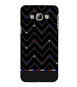 Fuson Designer Back Case Cover for Samsung Galaxy A8 (2015) :: Samsung Galaxy A8 Duos (2015) :: Samsung Galaxy A8 A800F A800Y ( Ethnic Pattern Patterns Floral Decorative Abstact Love Lovely Beauty )