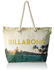 g.s.m. Europe–BILLABONG Mujer funda Essential Bag Blanco Cool Wip Talla:51 x 14.5 x 43 cm, 26 Liter