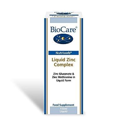 Biocare Nutrisorb Liquid Zinc Complex 150ml