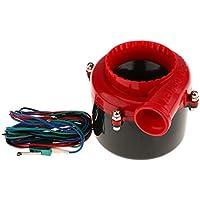 Turbo Electrónico Válvula de Escape de Sonido Analógico Universal para Coche