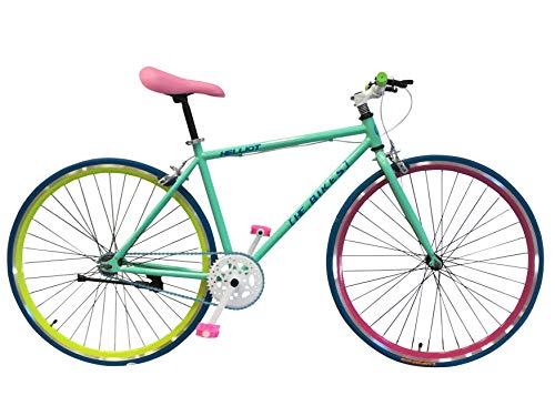 Helliot Bikes Soho 14 - Bicicleta Fixie Urbana