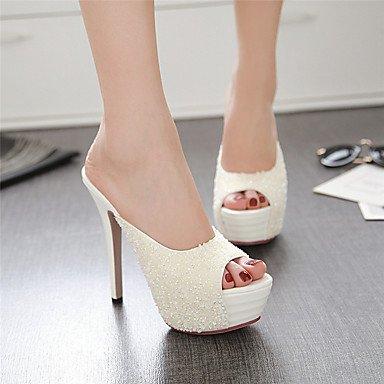 Zormey Sandalen Fr¨¹hling Sommer Herbst Club Schuhe Glitter Hochzeit Party & Amp Abendkleid Pailletten US9.5-10 / EU41 / UK7.5-8 / CN42