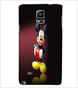 PRINTSWAG CARTOON CHARACTER Designer Back Cover Case for SAMSUNG GALAXY NOTE EDGE