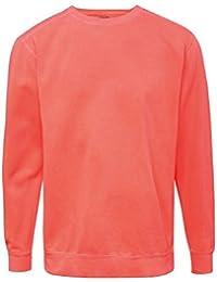 0e52d89fc Amazon.co.uk: Orange - Sweatshirts / Hoodies & Sweatshirts: Clothing