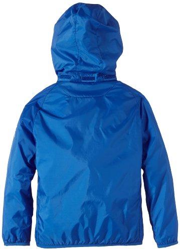 PUMA Kinder Jacke Rain Jacket Puma Royal/white