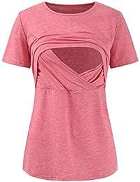 Stillshirt Umstandsmode Shirt Top Bluse Stilltop Stillbluse Stillmode  3060