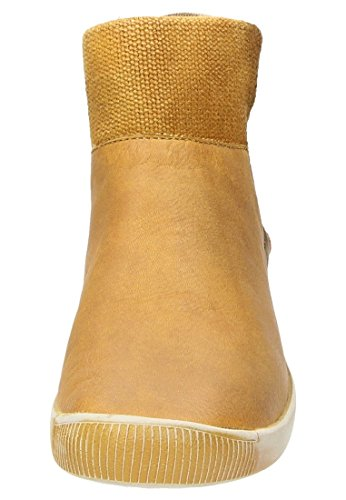 Softinos  Ime335sof, Bottes Classiques femme Camel/Beige