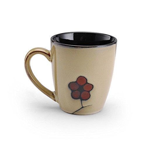 Pfaltzgraff Studio Aster Coffee Mug, 13-Ounce by Pfaltzgraff