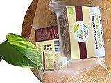Love Vegan Bake Organic Gluten Free Low Carb High Fibre Quinoa Bread 280g (Pack of 3)