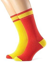 MyWay Unisex Socken Fan-Edition Espana, 2er Pack