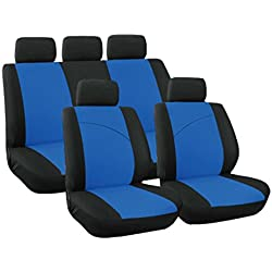 XtremeAuto Sports Car Seat Covers (BLUE)