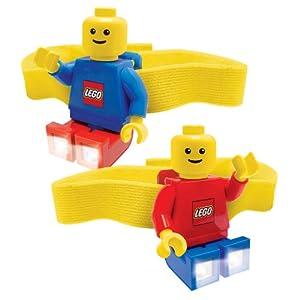 Lego - Lg0he01 - Ameublement Et Decoration - Lampe Frontale