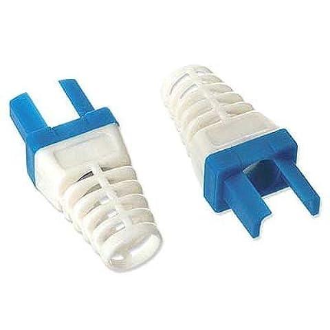 PLATINUM 100030B-C Strain Reliefs for EZ-RJ45 Cat 6+ Connector by Platinum Tools