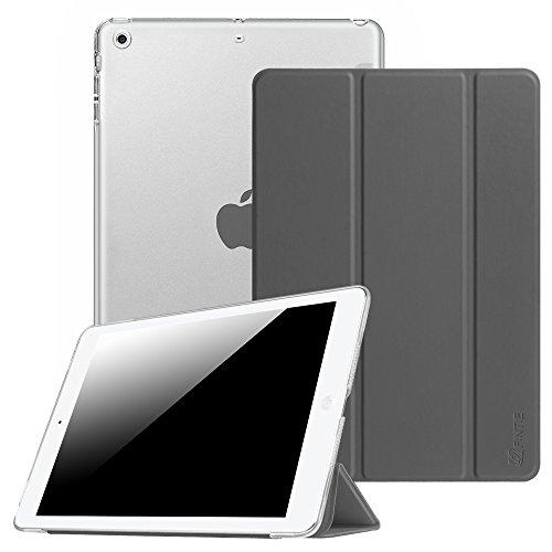 Fintie iPad mini Hülle - Ultradünne Superleicht Schutzhülle mit transparenter Rückseite Abdeckung Cover mit Auto Schlaf / Wach Funktion für Apple iPad Mini / iPad Mini 2 / iPad Mini 3, Himmelgrau