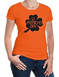 buXsbaum Girlie T-Shirt St Patricks Day