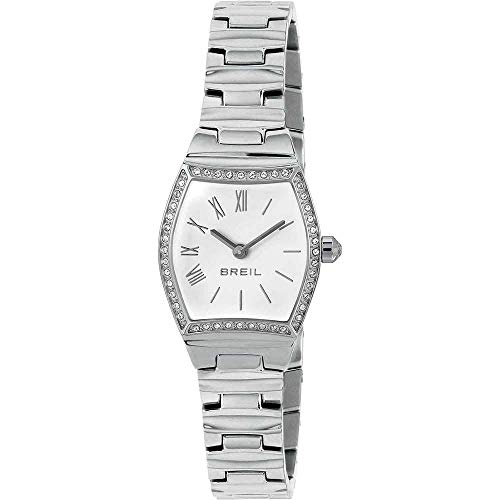 BREIL Reloj Barrel Mujer Sólo el Tiempo Acero - TW1803