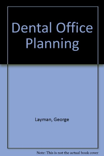Dental Office Planning