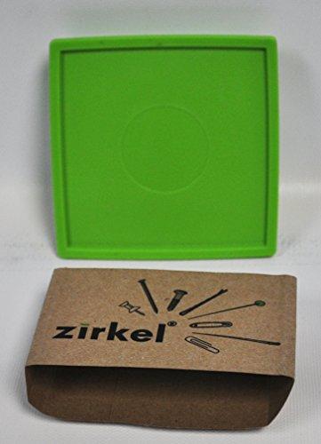 Zirkel Nadelkissen, magnetisch, Limettengrün