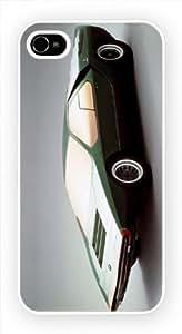1968 Alfa Romeo Carabo, Samsung Galaxy S4, Etui de téléphone mobile - encre brillant impression