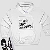 The Great Wave Off Kanagawa Japanese Unisex Hoodie