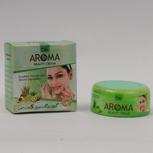 Aroma Beauty Cream By Imaging Solutions