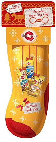 pedigreer-christmas-stocking-with-treats-and-a-toy