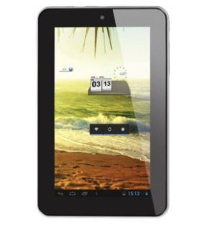 HCL ME Sync 1.0 (U3) Tablet (4GB, WiFi, 3G via Dongle), White