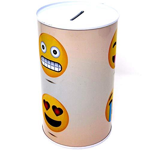 Hucha de metal Smiley XL Emoji Emoticono 4