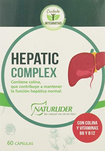 Naturlider Hepatic Complex con Colina