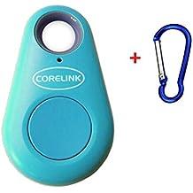 Corelink Bluetooth Anti-lost Tracker / Localizzatore, Anti Perso Telecomando Per