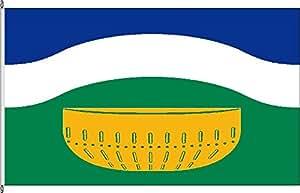 Flagge Fahne Hochformatflagge Gönnebek - 120 x 300cm