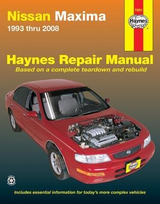 -nissan-maxima-1993-thru-2008-revised-by-author-apr-2014-paperback-