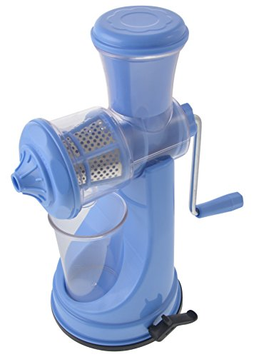 ANKUR Plastic Vegetable & Fruit Juicer, 1 Piece, Blue