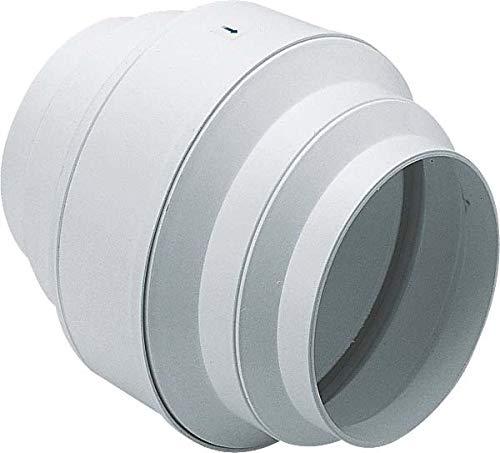 Miele DKS150 Dunstabzugshaubenzubehör (für Abluftbetrieb von Dunstabzugshauben, Kondensatsperre verhindert, dass Kondensat zurück in den Haubenkörper gelangt)