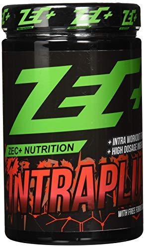 ZEC+ Intraplus Workout Drink - 620 g, hochdosiertes Pulver mit essentiellen Aminosäuren EAAs & BCAAs, zur Einnahme während des Trainings bei Fitness & Bodybuilding, Geschmack Melone